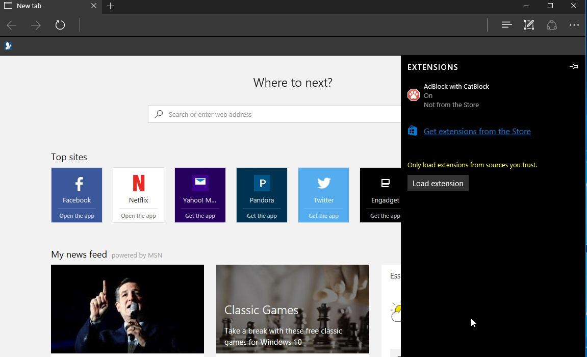 How To Install Microsoft Edge